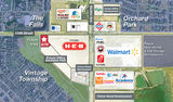 HEB Pad Site Land for Sale -114th & Quaker